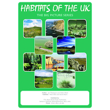 Habitats of the UK A4 Photopack  medium