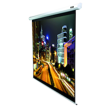 Electric Wall Mounted Projector Screen  medium