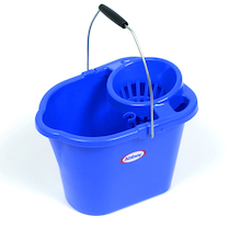 Socket Mop Bucket with Wringer  medium