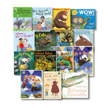 Green Band Reading Book Pack  medium