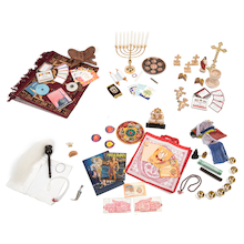 World Religions Artefacts Collection  medium