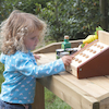 Role Play Wooden Till  small