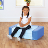 Sit and Sleep Foam Rest Bed and Seat  small