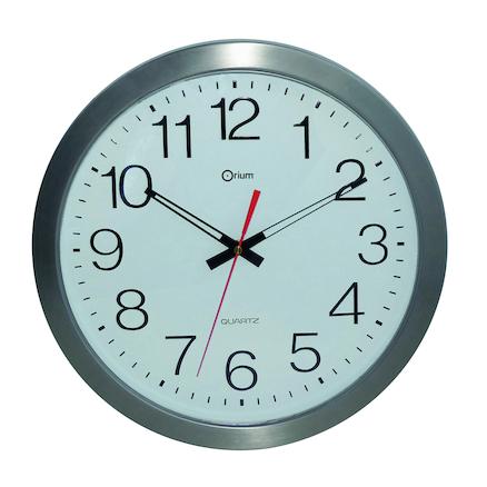 buy outdoor waterproof stainless steel wall clock tts. Black Bedroom Furniture Sets. Home Design Ideas