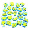 Crafty Foam Stamping Shapes 24pk  small
