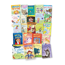 Years 1 to 6 High Achievers Books   medium