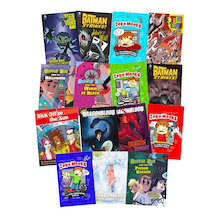 KS2 High Interest Books  medium
