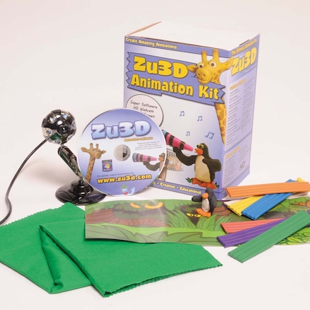 Zu3D Animation Kit  large