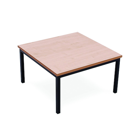 Square Reception Coffee Table  large