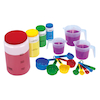 Liquid Volume Measure Set for Messy Maths 17pcs  small