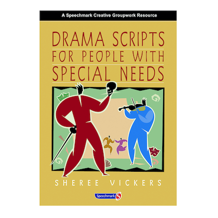 Drama Scripts for Students with Special Needs Book  large