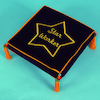 Star Worker Cushion  small