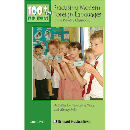 100+ Ideas for MFL in the Primary Classroom Book  large