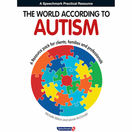KS3 The World According to Autism Resource Book  large