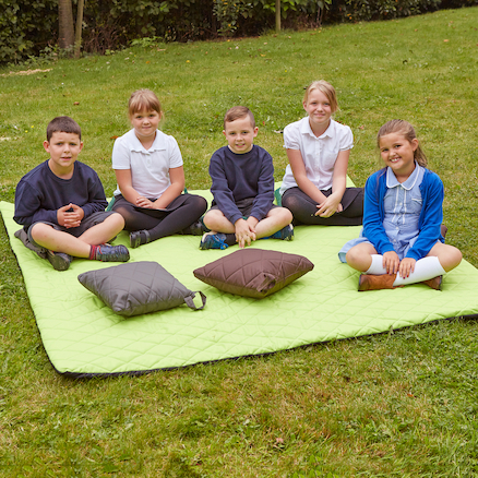 Large Outdoor Mats L200 x W200cm  large