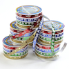 Festive Ribbons Assorted 6pk  small