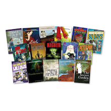 KS2 Classic Stories Retold Books 16pk  medium