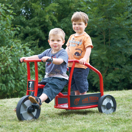 Winther Circleline Fire Truck Trike  large