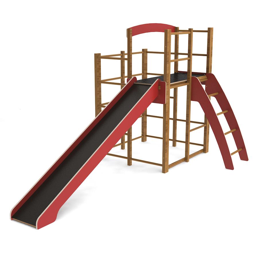 Buy Outdoor Activity Climbing Frame Tts