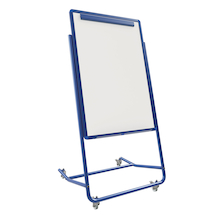 Mobile Magnetic Display Easels  medium