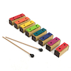 Small Rainbow Chime Bars 8 Notes  small
