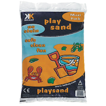15kg Bag of Play Sand  medium