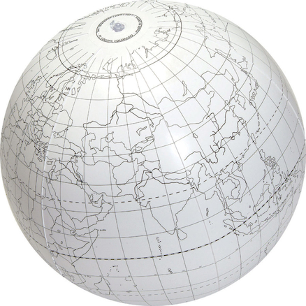 Writable Globe 61cm  large