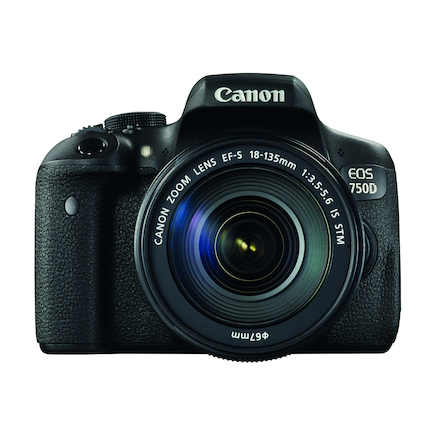 Canon EOS750D Camera  large