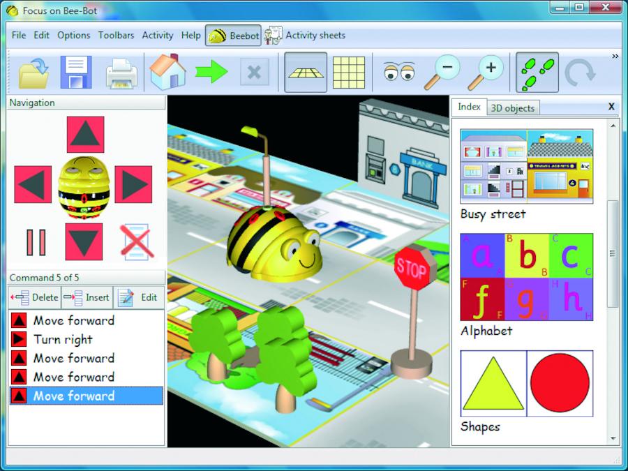 Buy Bee Bot 174 Activities 1 Software Tts