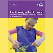 Get Cooking in the Classroom Book  medium