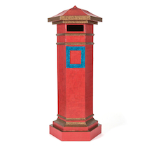 Post box  medium