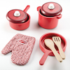 Wooden Role Play Kitchen Accessory Set  small