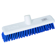 Stiff Brush Plastic Broomhead  medium