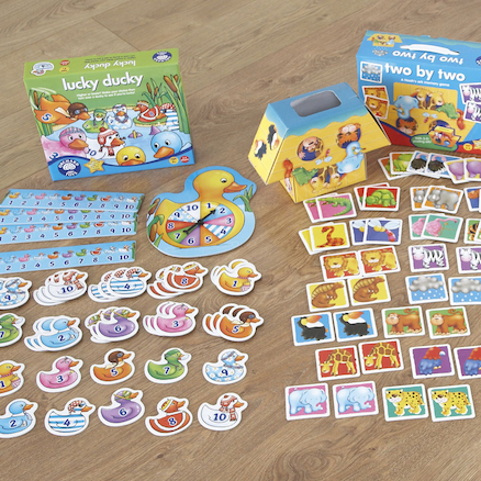Early Years Games Pack Set 2  large