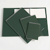 Green Spiral Sketchbooks 120gsm  small