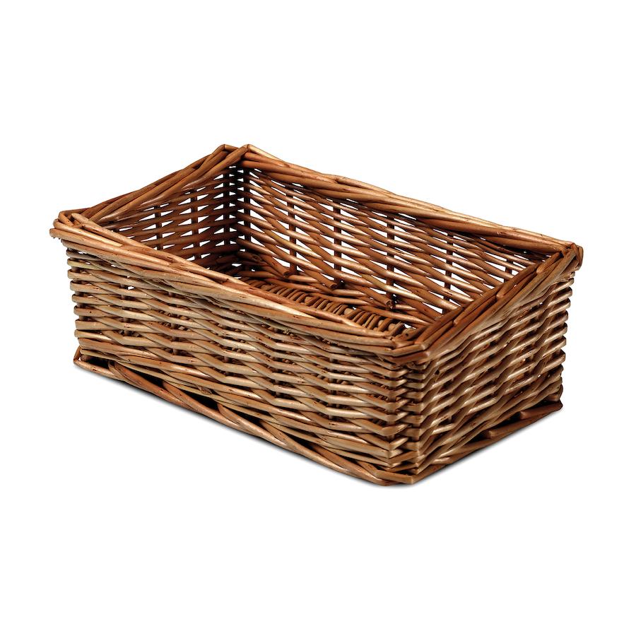 how to make a wicker basket