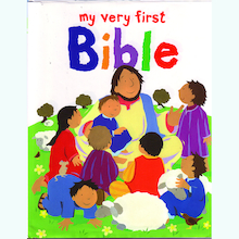 Illustrated Very First Children's Bible  medium