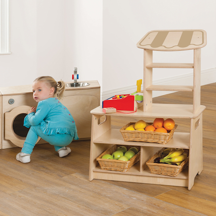 Playscapes Toddler Market Stall  large