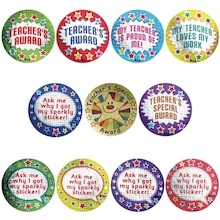 Teacher Award Stickers 375pk  medium