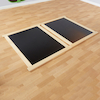 Mini Mark Makers Chalkboard Floor Easel  small