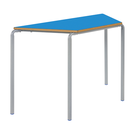 Trapezoid Crush Bent Tables  large