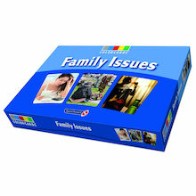 KS3 Family Issues Photo Discussion Cards 36pk  medium