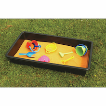 Outdoor Sand and Water Activity Tray  medium
