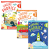 Singing Phonics Book and CD  small