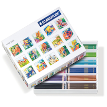 Staedtler Assorted Colouring Pencils 288pk  medium