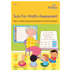 Sum Fun Maths Assessment Book  small