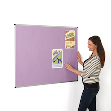 ColourPlus Framed Noticeboards  medium