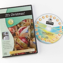 Cross Curricular Christmas Lessons CD ROM  medium