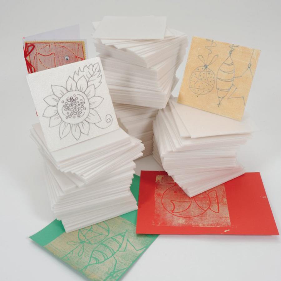 Buy pressprint polystyrene printing sheets 200pk tts for Polystyrene sheets for crafts