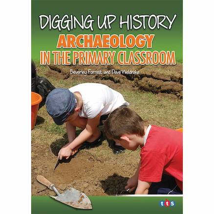 Archaeology Book  large